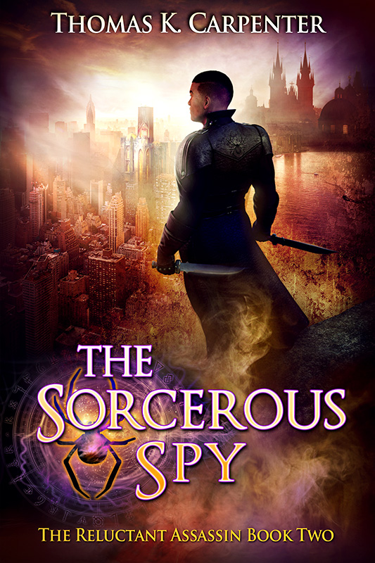 The Sorcerous Spy